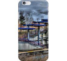 Northumberland Park Metro Station iPhone Case/Skin