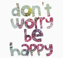 Don't worry be happy by pentel