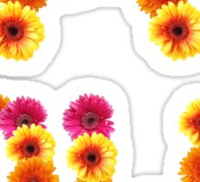 aphi alpha phi flowers Sticker