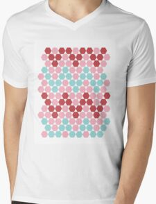 HEXAGONe With The Wind Mens V-Neck T-Shirt