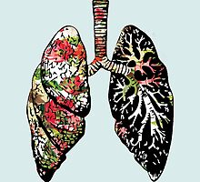 Smokers Lung by larryvida