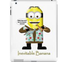 Inevitable Banana (dinos) - Minion iPad Case/Skin