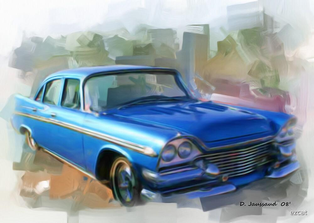 Rare Cruiser by ezcat