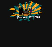 The Lucas Files Product Reviews Logo Unisex T-Shirt