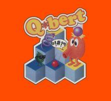 Q*bert by vidyagames