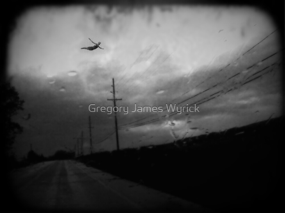 Sky Swim by Gregory James Wyrick