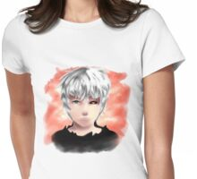 Kaneki Ken Womens Fitted T-Shirt