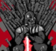 The Darth Throne. Sticker