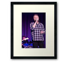 Don Henley Framed Print
