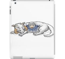 """Happiness is a warm Tauntaun"" iPad Case/Skin"