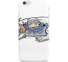 """Happiness is a warm Tauntaun"" iPhone Case/Skin"