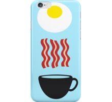 Breakfast Lover iPhone Case/Skin