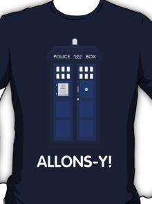 Doctor Who Police Call Box T-Shirt