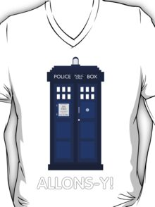 Doctor Who Police Call Box T-Shirt