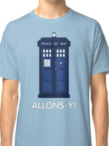 Doctor Who Police Call Box Classic T-Shirt