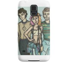 Vintage Paramore- The 80's/90's Samsung Galaxy Case/Skin