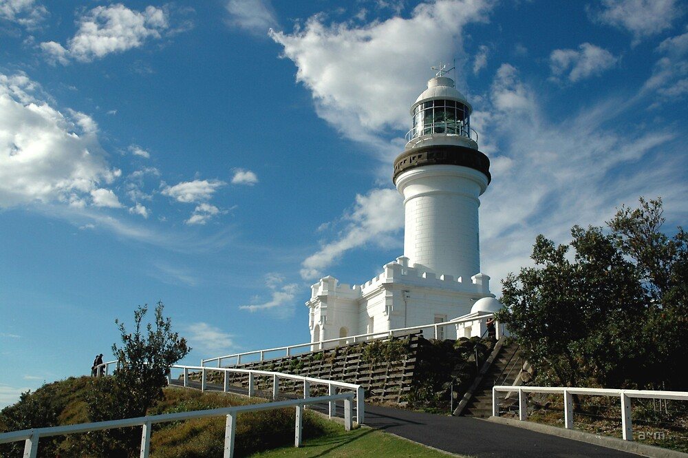 ~Byron Bay Lighthouse~ by a~m .