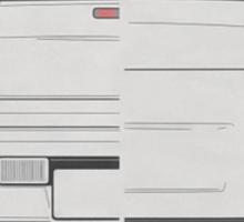 Evolution of Nissan Skyline Sticker