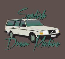 Volvo The Swedish Dream Machine T-Shirt