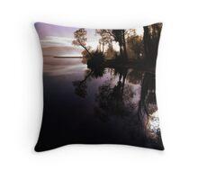 Waihola, NZ Throw Pillow
