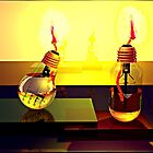 Oil bulbs by andreisky