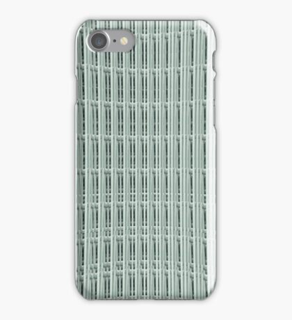 GREEN ABSTRACT - AVAILABLE IN THROW PILLOWS iPhone Case/Skin