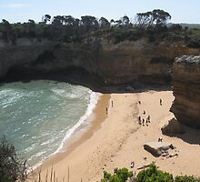 """Also along """"The Great Ocean Rd'. by Lindy -Jane"""
