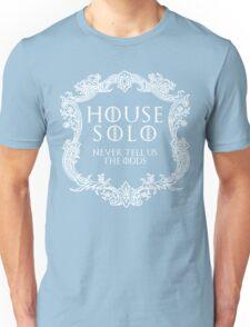 House Solo (white text) Unisex T-Shirt