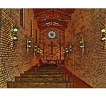 The Travelers Chapel Photographic Print
