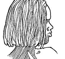 Drum Girl, Salvador Brasil  by Grant Forbes