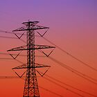 Electric Sunset by trwphotography