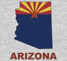 arizona state flag by peteroxcliffe