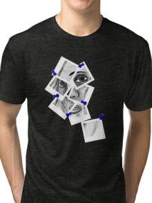 Photographed Tri-blend T-Shirt