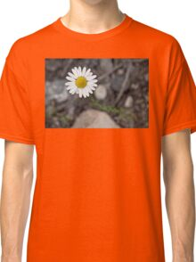 Daisy Blooming in the Rocky Mountains Classic T-Shirt