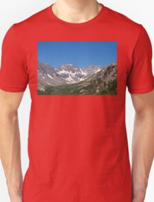 Summer in the Rocky Mountains Unisex T-Shirt