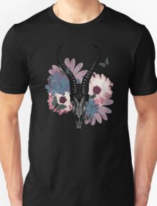 Antelope Skull Unisex T-Shirt