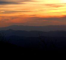 Purple dawn by Jeremy Keegan