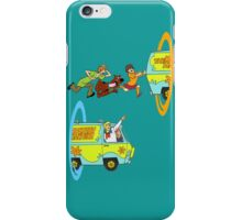 Scooby-Doo and Portal Too iPhone Case/Skin