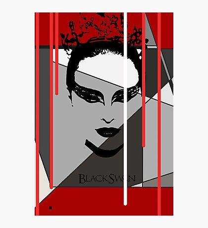 Black Swan Poster Photographic Print