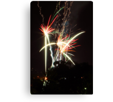 Happy New Year (my first 5DmkII post) Canvas Print
