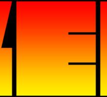 ZEF - Chappie Sticker