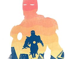 Iron man by Esteuan