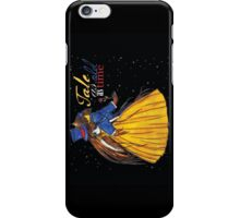 Tale as long as time (Beauty and the Beast) iPhone Case/Skin
