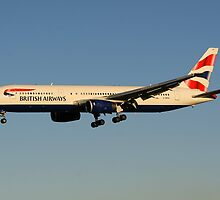 British Airways by ScottH711