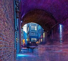 Clink Street, London, England by atomov
