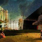 cultural precinct by Matt Mawson