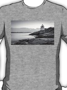 Castle Hill Lighthouse at Sunrise T-Shirt