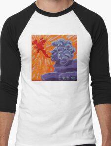 Sphinx Doood, Source of Dragons Men's Baseball ¾ T-Shirt