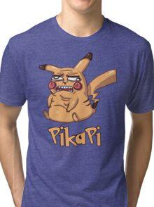 Pika Pi Tri-blend T-Shirt
