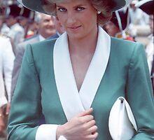 Lady Diana Spencer by prLAB